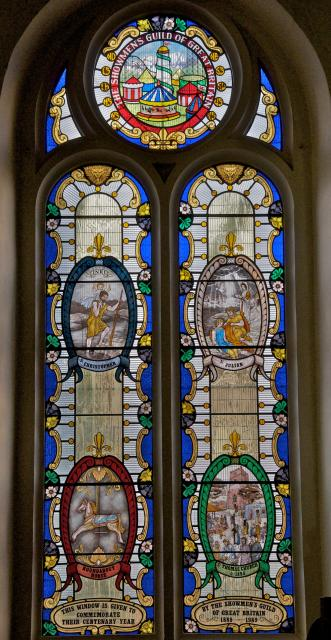 The Showmen's Window