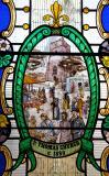 St Thomas' Church: The Showmen's Window