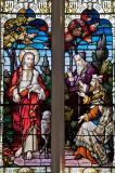 Christ the Good Shepherd with Nicodemus and Joseph of Arimathea