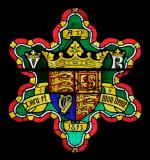 Victorian Royal Coat of Arms