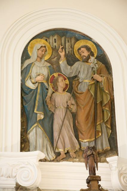 The Holy Family    from    Sacred Heart and Holy Family