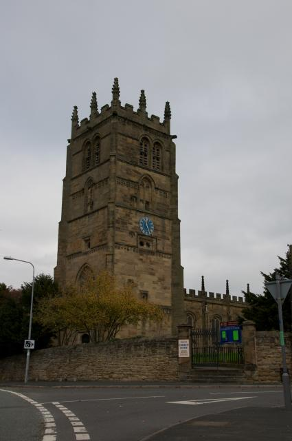 Church of St Eurgain and St Peter, Northop, Flintshire Northop_DSC2980.jpg Photo © Martin Crampin