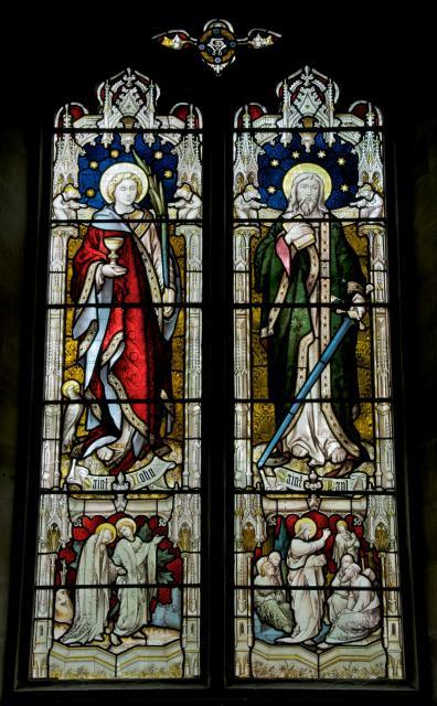 St John and St Paul