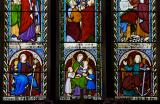 Faith, Charity and Hope: Ascension with Miriam and the Raising of Dorcas