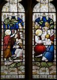 St John the Baptist and Christ Preaching