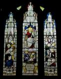The Resurrection with Scenes including St Mary Magdalene and St Martha