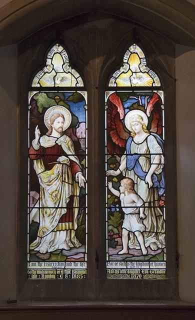 An Angel Bringing a Child to Christ