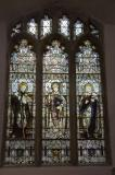 St David with St Caradog and St Bride