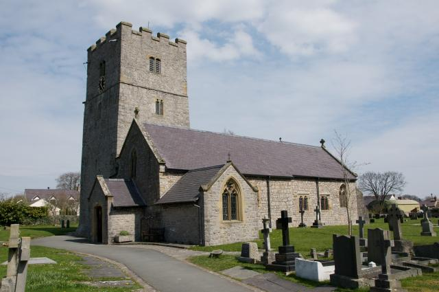 Church of St Michael, Caerwys, Flintshire Caerwys_DSC5572.jpg Photo © Martin Crampin