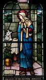 The Virgin Mary: The Visitation