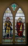 Christ as the Sower and with the Chalice and Host