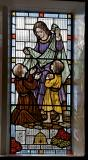 Dorcas: St Anna Instructing the Virgin Mary, Christ with the Crown of Life and Dorcas