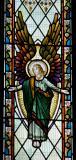 Angel: Christ Preaching under Solomon's Porch