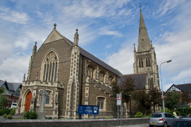 Trinity Methodist Church, Penarth, Vale of Glamorgan _MG_0320A.jpg Photo © Martin Crampin, Imaging the Bible in Wales