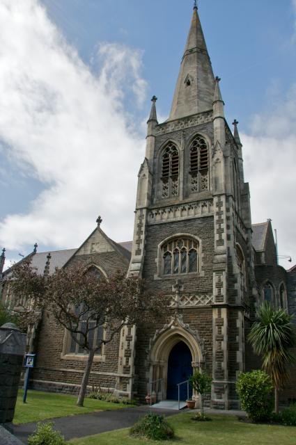 Trinity Methodist Church, Penarth, Vale of Glamorgan _MG_0319A.jpg Photo © Martin Crampin, Imaging the Bible in Wales