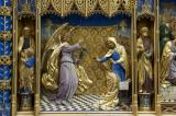 The Annunciation: The Nativity with the Annunciation and Mourning over the Dead Christ