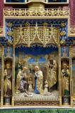 The Nativity: The Nativity with the Annunciation and Mourning over the Dead Christ