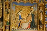 The Mourning over the Dead Christ: The Nativity with the Annunciation and Mourning over the Dead Christ