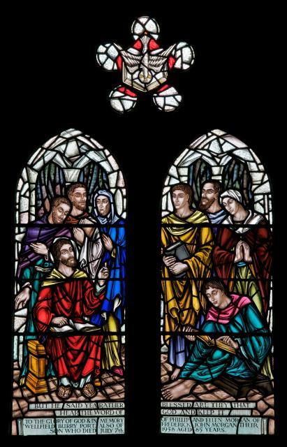 Christ Teaching His Disciples