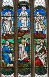 The Transfiguration: The Transfiguration with Saints