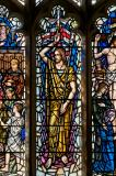 The Risen Christ: Scenes from the Life of Christ with Apostles and Archangels