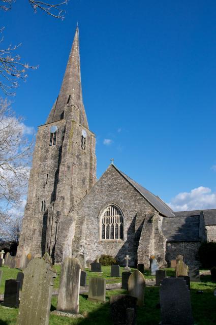 Church of St Mary, Kidwelly, Carmarthenshire Cydweli_2.jpg Photo © Martin Crampin