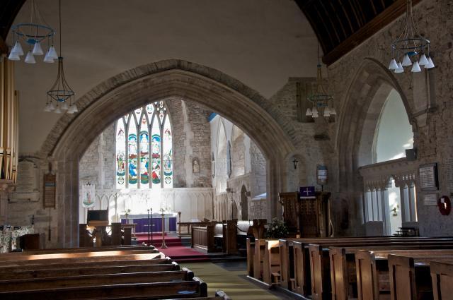 Church of St Mary, Kidwelly, Carmarthenshire Cydweli_3.jpg Photo © Martin Crampin