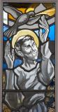 St Francis: St John the Baptist and St Francis