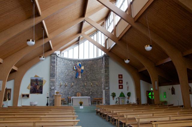Church of St Mary, Bridgend Bridgend_DSC7937.jpg © University of Wales Centre for Advanced Welsh and Celtic Studies, photo Martin Crampin