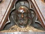 Choirstall Carvings