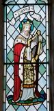King David: King David and St Cecilia