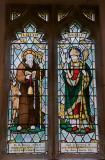 St Illtud and St David