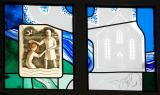 The Baptism of Christ and Cenarth Chapel: Scenes from the Bible with Local Scenes