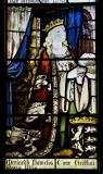 Merinedd, Daughter of Gruffudd ap Cynan: Virgin and Child with Local Historical Characters