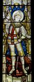 St Michael Slaying a Red Dragon