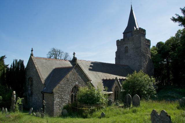 Church of St Curig, Llangurig, Powys Llangurig_MG_0434.jpg Photo © Martin Crampin