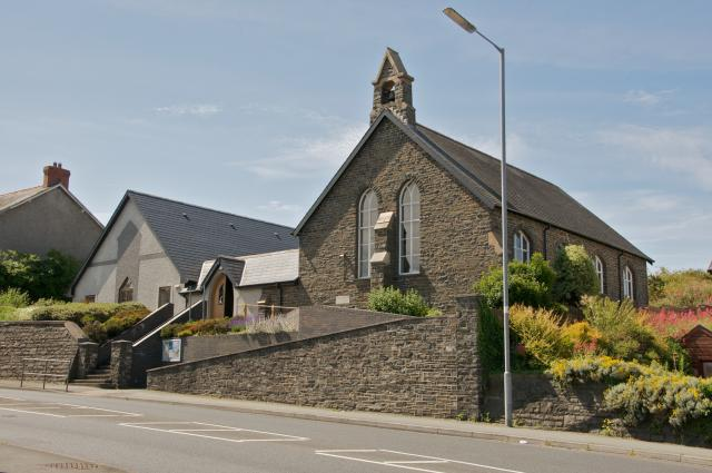 Church of St Anne, Penparcau, Aberystwyth, Ceredigion Penparcau_DSC7682.jpg Photo © Martin Crampin