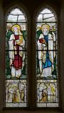St Cecilia and Faith