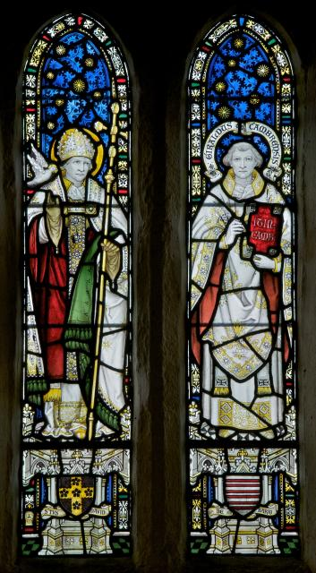 St David and Gerald of Wales