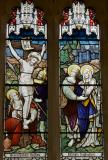 Crucifixion with the Virgin Mary, St John, St Mary Magdalene and Longinus