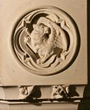 Winged Lion, Symbol of St Mark: Scenes from the Bible and the Symbols of the Four Evangelists