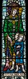 St Nicholas with Children: Christ in Majesty with St Thomas Becket and St Nicholas