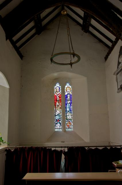 St Teilo and St Margaret of Scotland