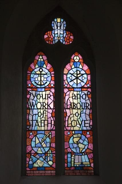 Your Work of Faith and Labour of Love