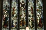 Crucifixion: The Crucifixion with Scenes from the Early Life of Christ