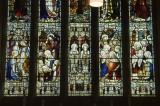 Scenes from the Early Life of Christ: The Crucifixion with Scenes from the Early Life of Christ