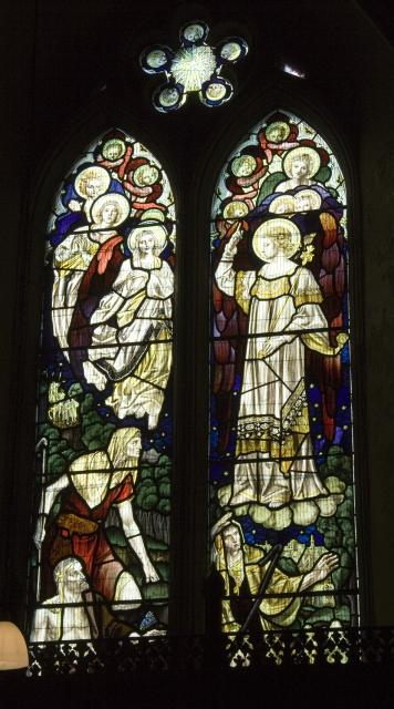 Angels Appearing to the Shepherds