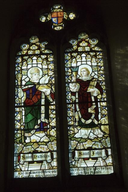 St Nicholas and St John