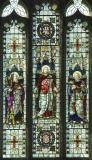 Christ with St Andrew and St Peter
