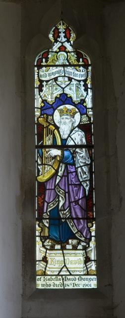 King David    from    St Cecilia and King David